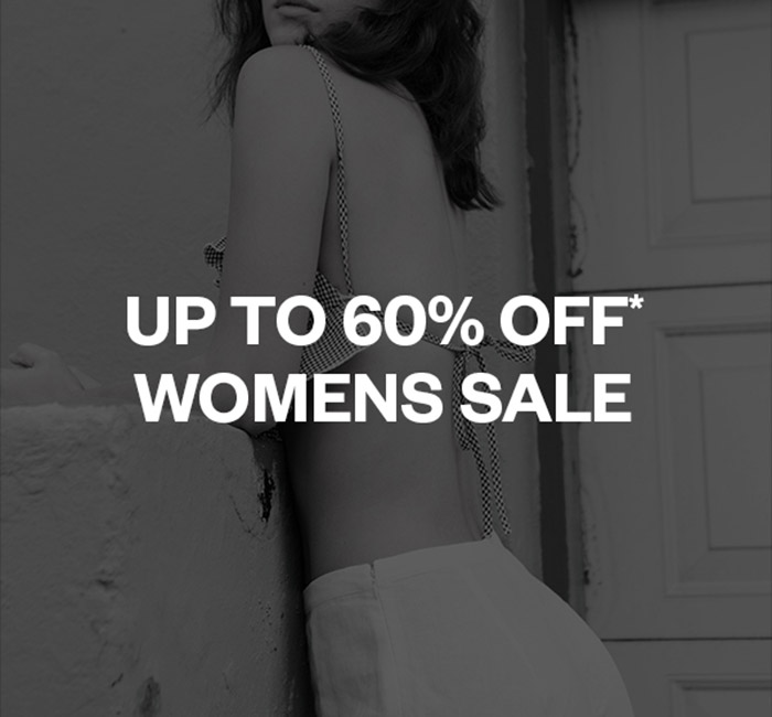 Up to 60% Off Womens Sale