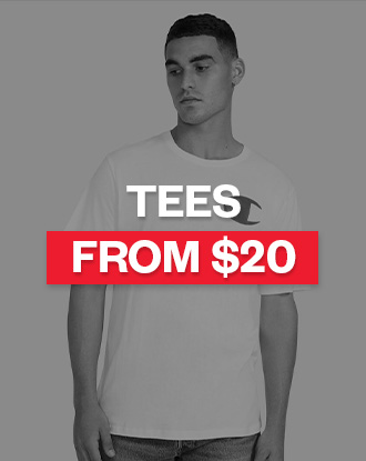Shop Mens Tees from $20