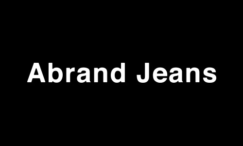 Shop Abrand on General Pants Co