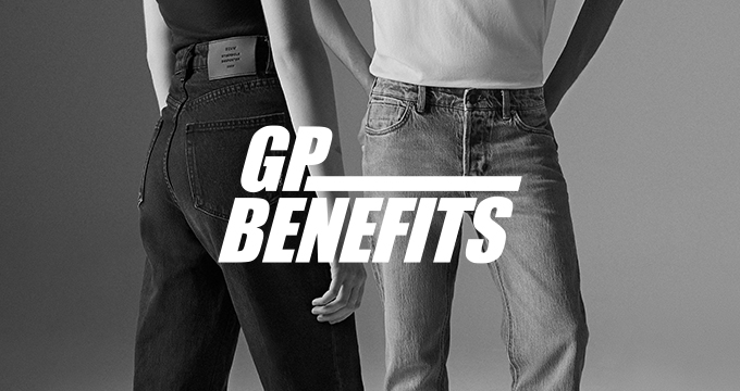 Sign up for General Pants Co benefits today